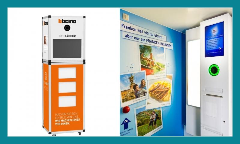 Photobooth Fotobox Systeme Kitzingen, Nürnberg, Düsseldorf, Stuttgart, Leipzig