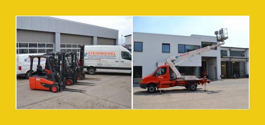 Steinwedel VAB GmbH  Baumaschinenverleih  Hildesheim, Laatzen, Goslar, Salzgitter