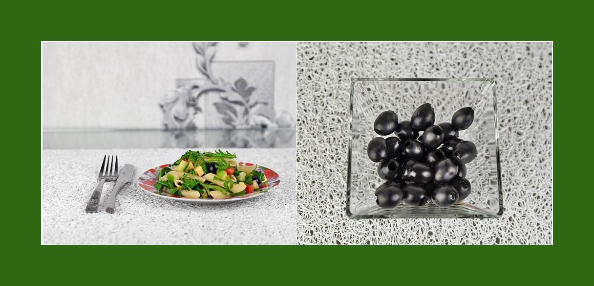 Rucola-Oliven-Salat