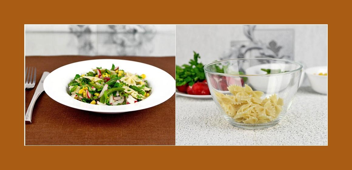 Bohnen-Mais Salat