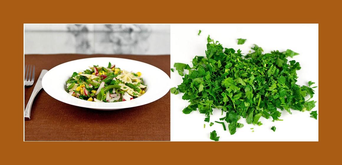 Nudelsalat Bohnen-Mais Salat