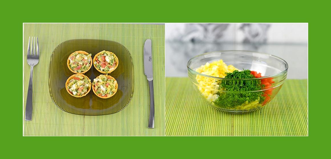 gemischter Salat pikanter Salat  Kalorien