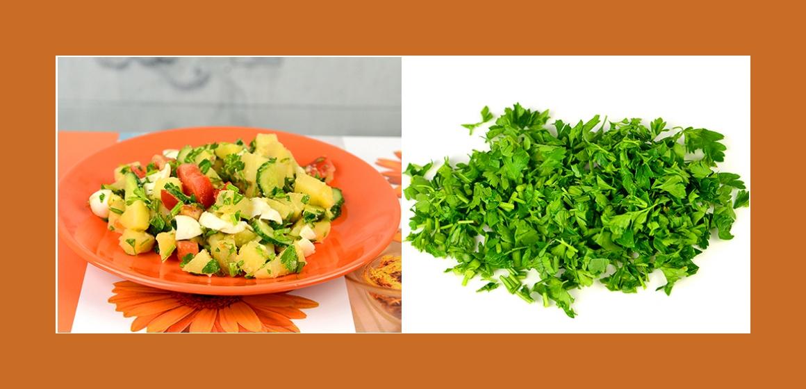 einfacher Salat Salat Rezept Kalorien