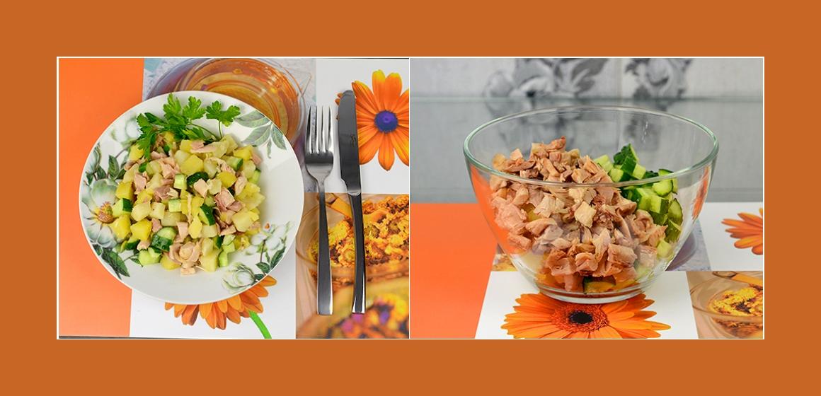 gemischter Salat bunter Salat