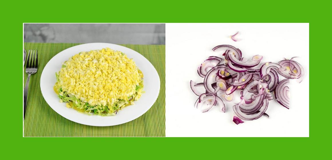 Kartoffel-Kohl-Zwiebelsalat
