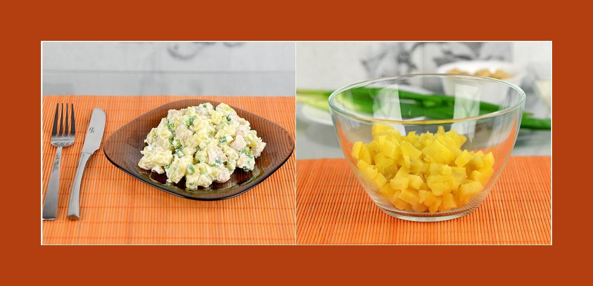 gemischter Salat Salat Rezept