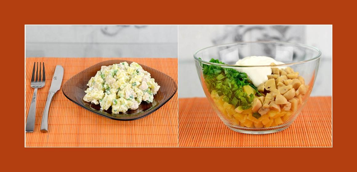 leichter Salat Salat Rezept Kalorien
