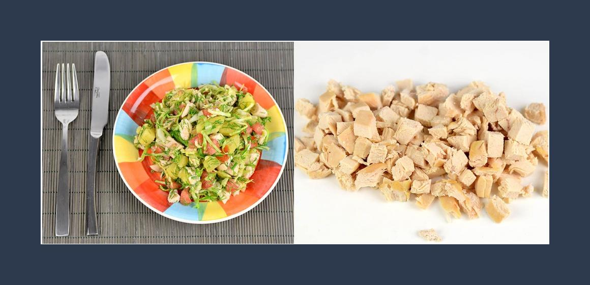 einfacher Salat Salat Rezept