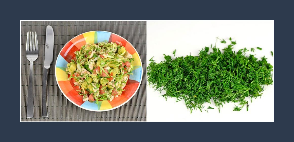 sanfter Gemüsesalat Rezept Kalorien