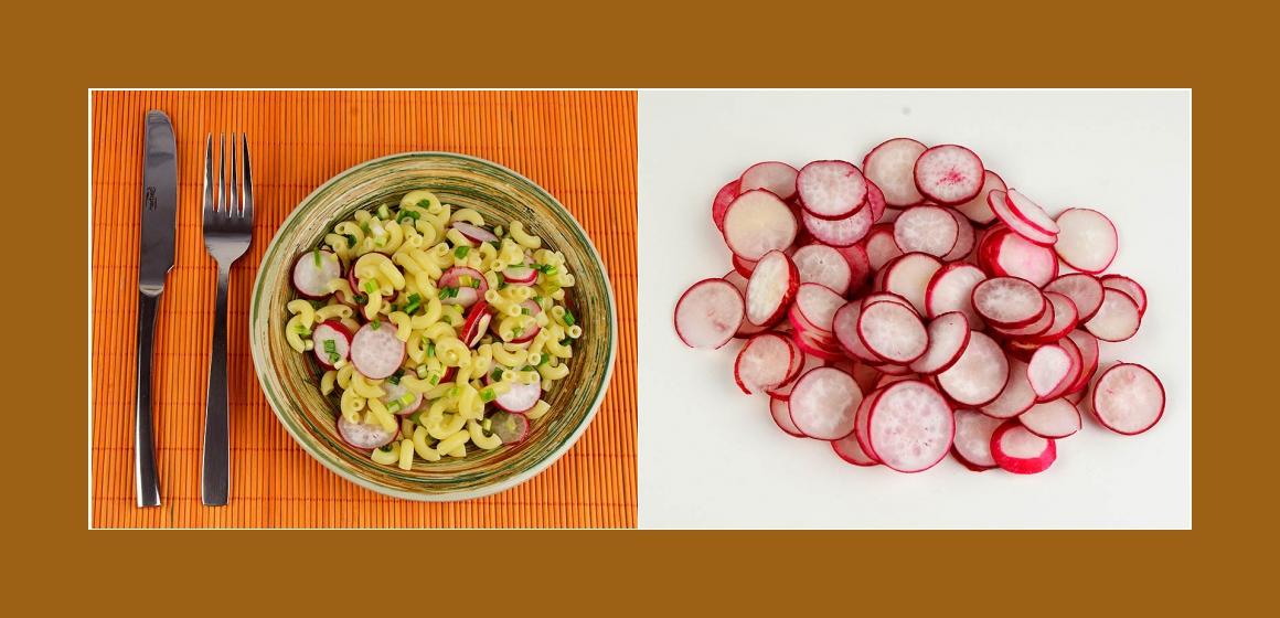 bunter Salat leckerer Salat