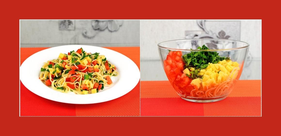 gemischter Salat Rezept Kalorien