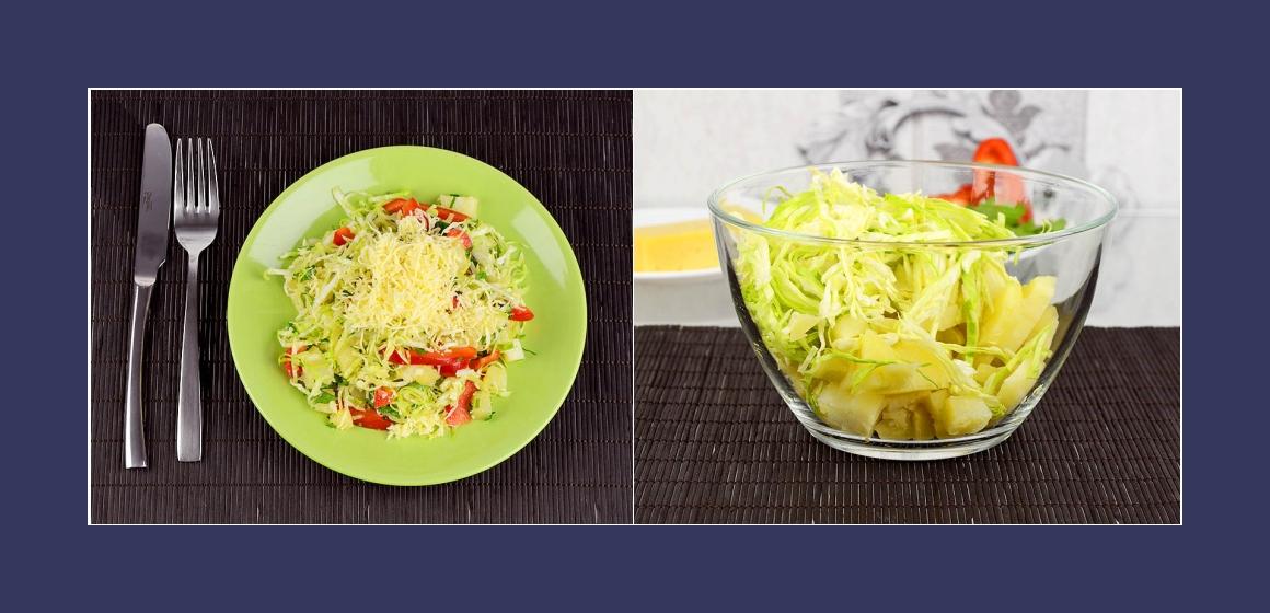 leckerer Salat Salat Kalorien