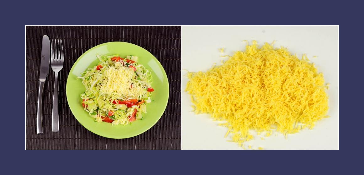gemischter Salat bunter Salat Rezept