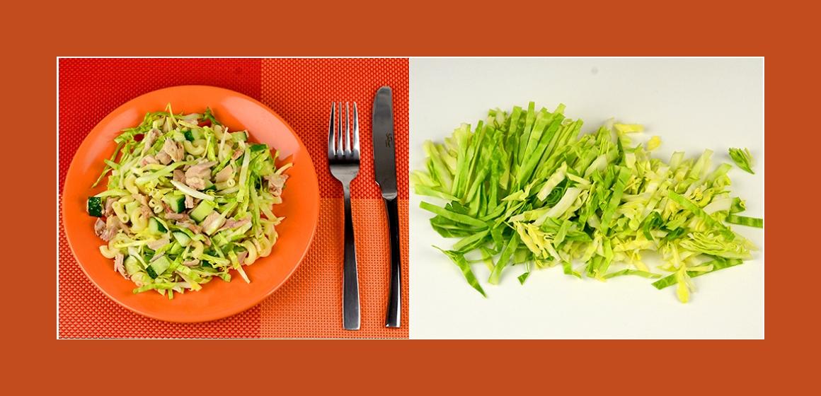 Salat Rezept Gurkensalat