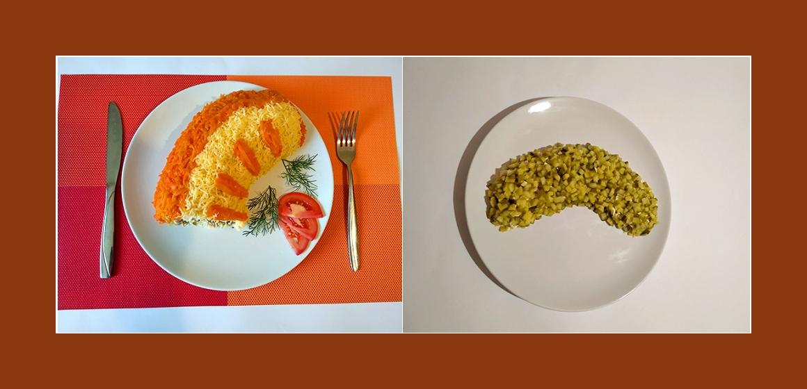 Gurken-Möhren-Salat