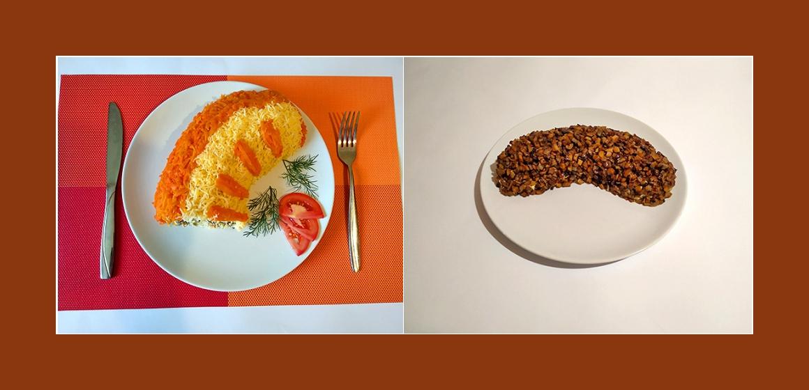 Pilz-Hähnchensalat Rezept