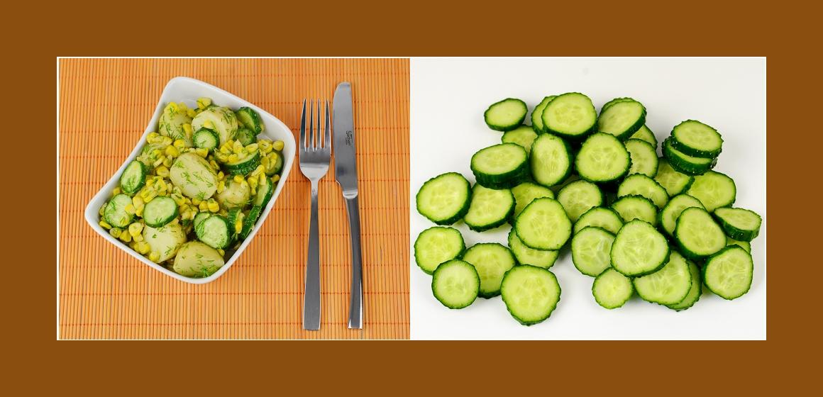 Sommersalat leichter Salat