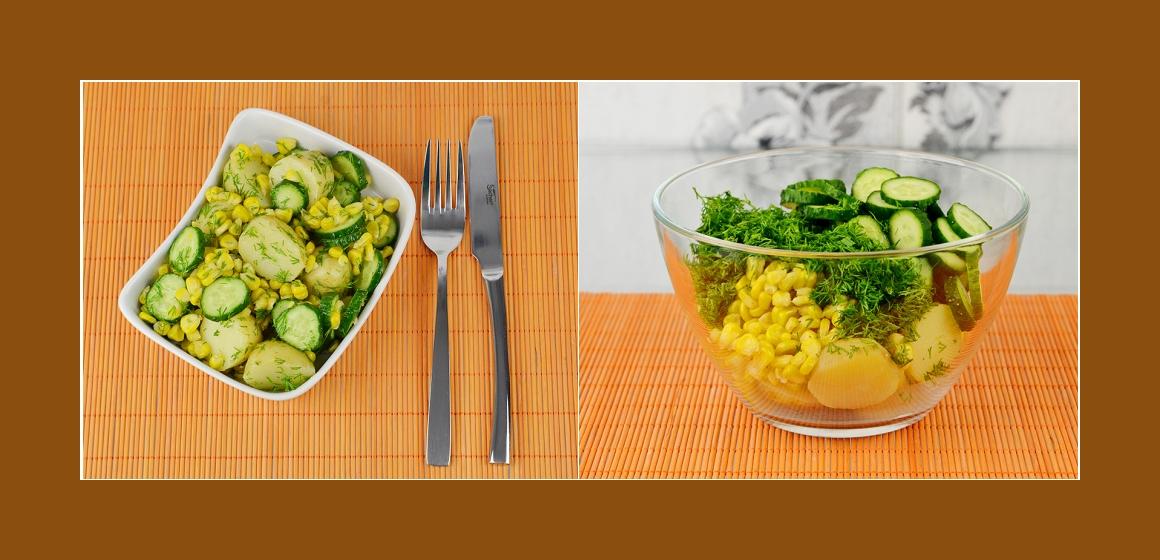 gemischter Salat Kalorien