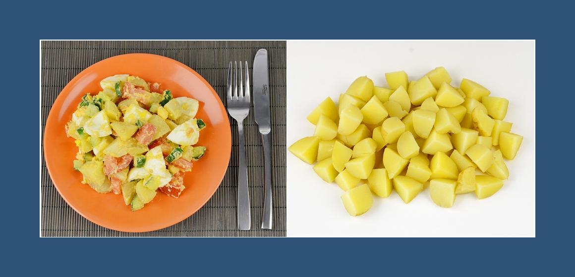 Kartoffel-Eiersalat Rezept