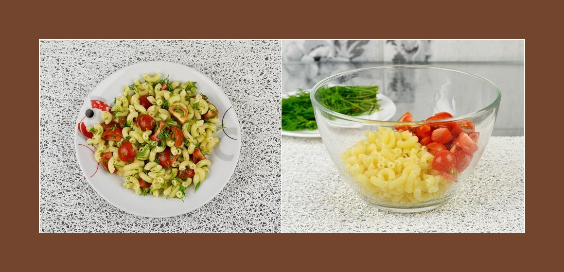 leichter Salat gemischter Salat