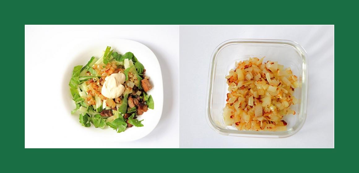 pikanter Salat
