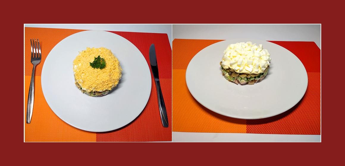 leckerer Salat bunter Salat