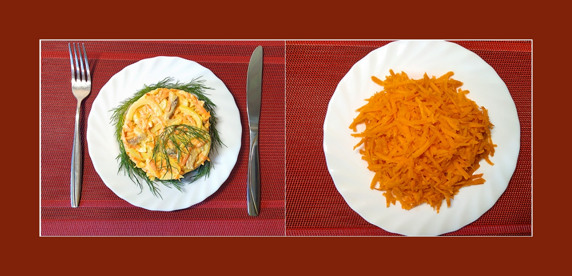 einfacher Salat leckerer Salat