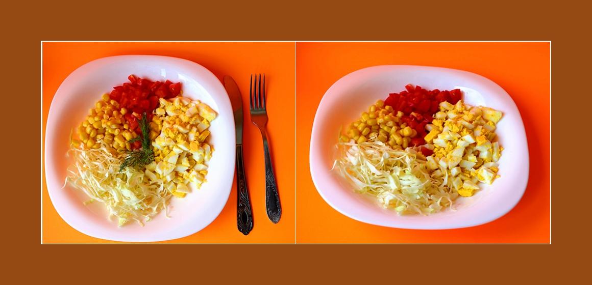 leichter Salat Salat zum Grillen