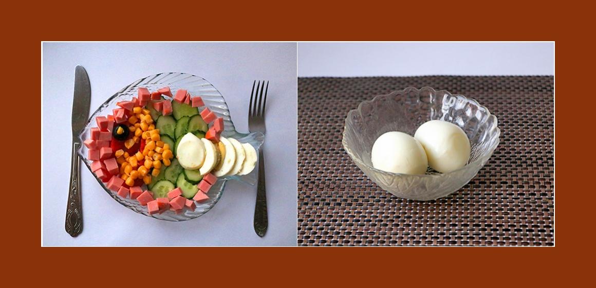 leckerer Salat Sommersalat