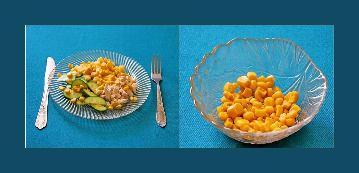 sanfter Salat Salat zum Grillen