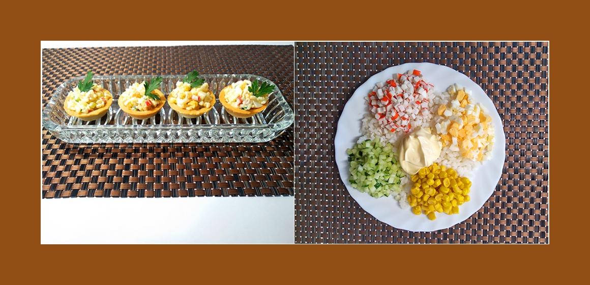 leckerer Salat Zutaten