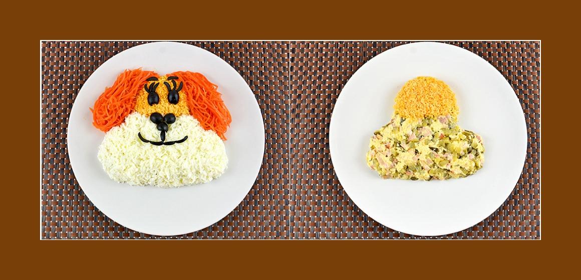 Eier-Möhren-Salat
