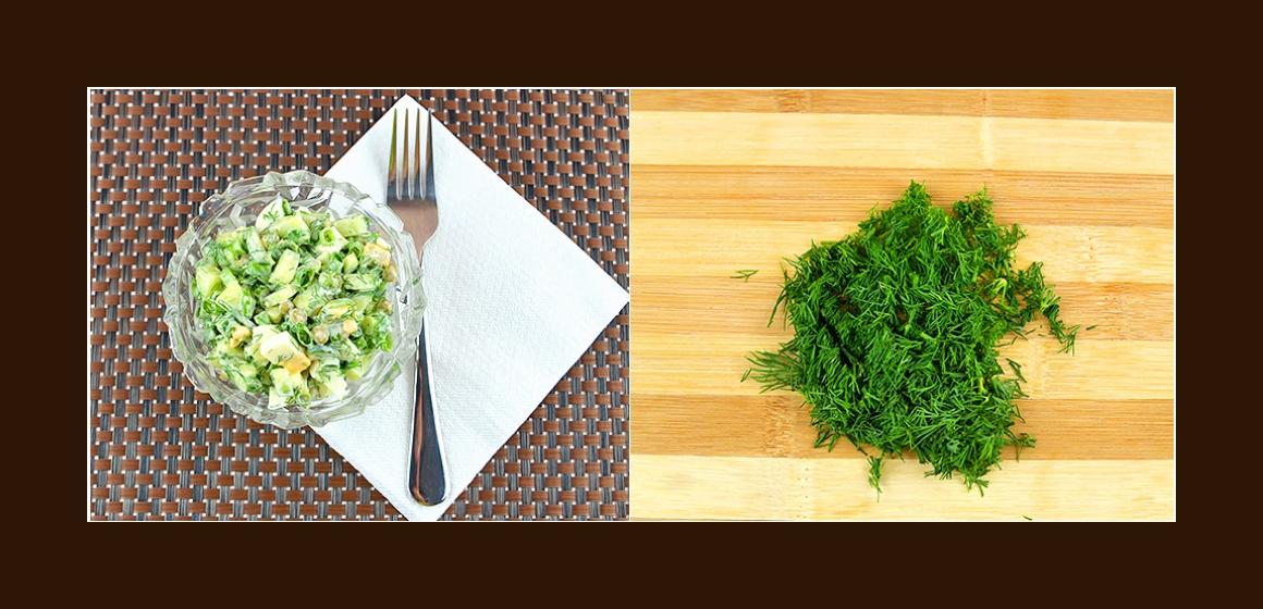 leckerer Salat Zutaten Rezept