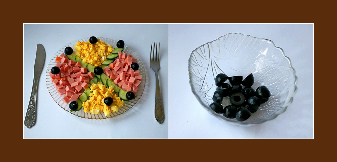 leichter Salat schneller Salat
