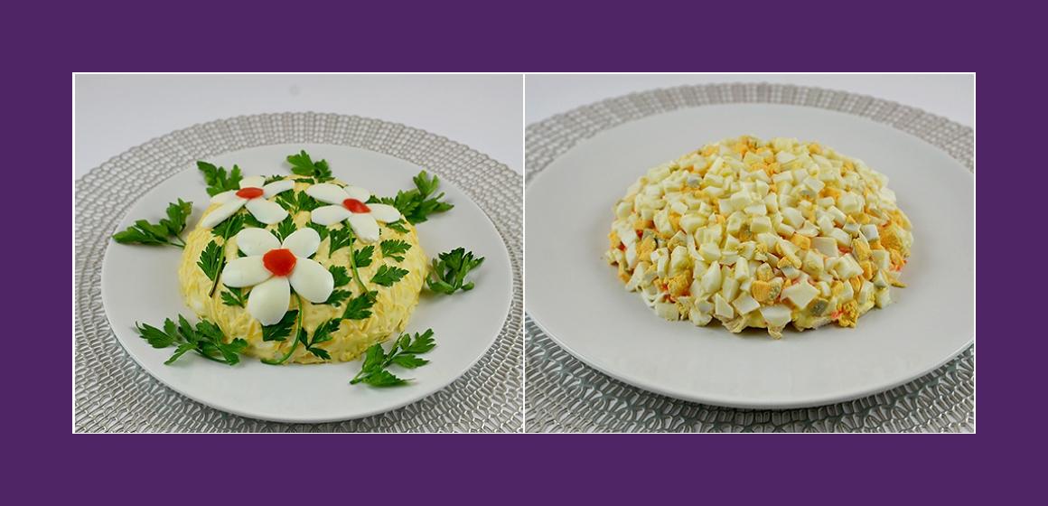 einfacher Salat Rezept