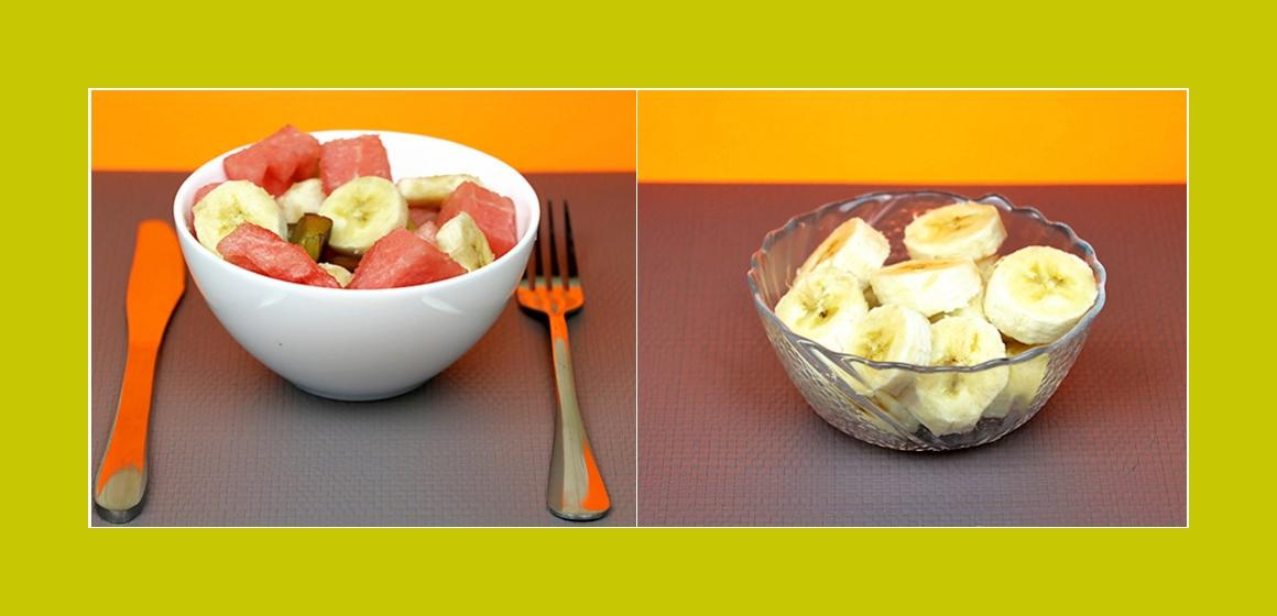 köstlicher Obstsalat