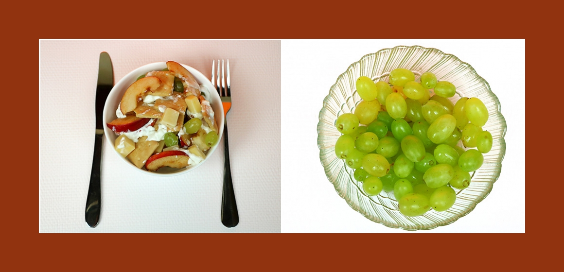 einfacher Sommersalat