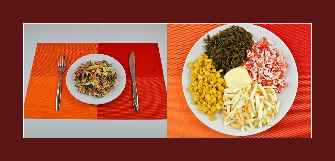 bunter Salat Rezept Zutaten
