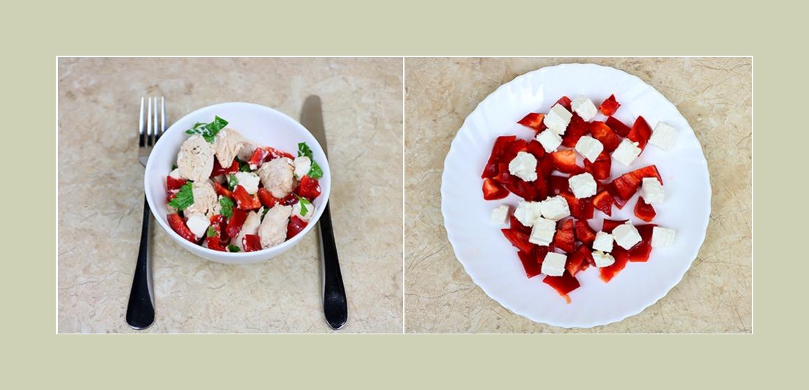 Salat Rezept