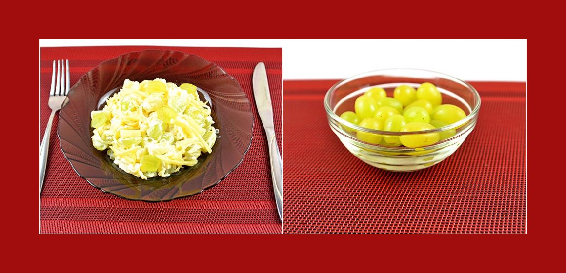 Sanfter Salat