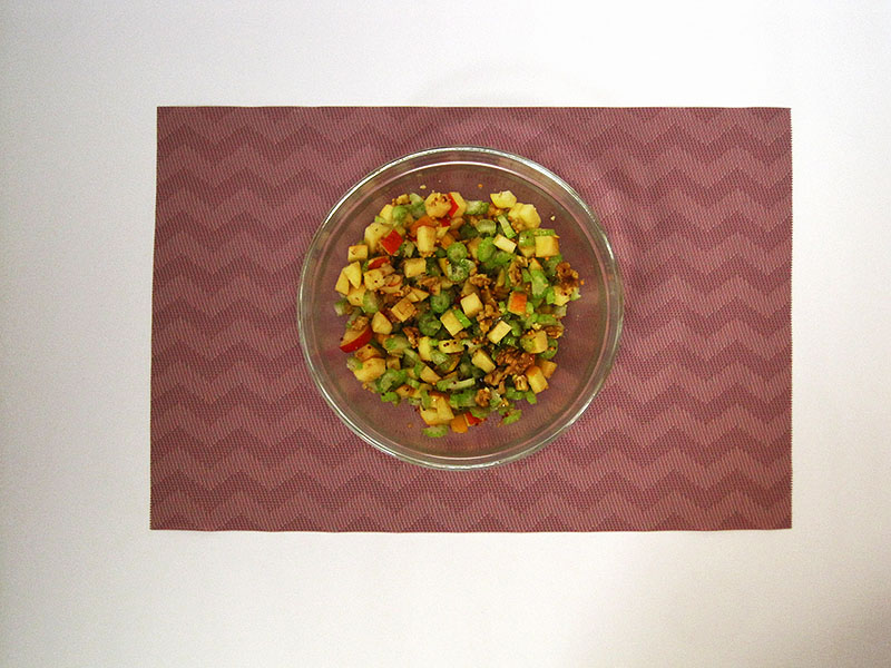 apetitlicher Salat