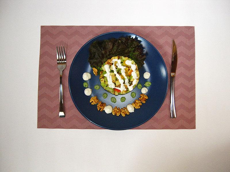 Salat Gemüseprämie