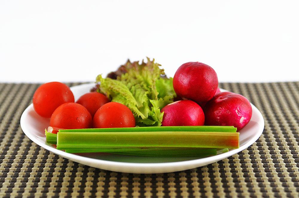 свіжий салат