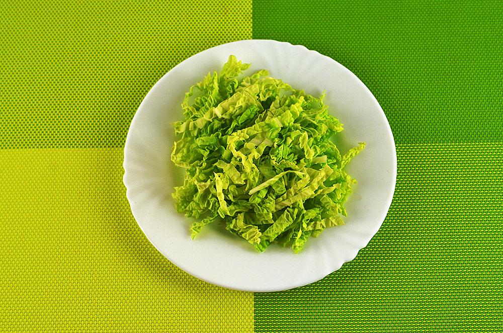 lecherer Salat