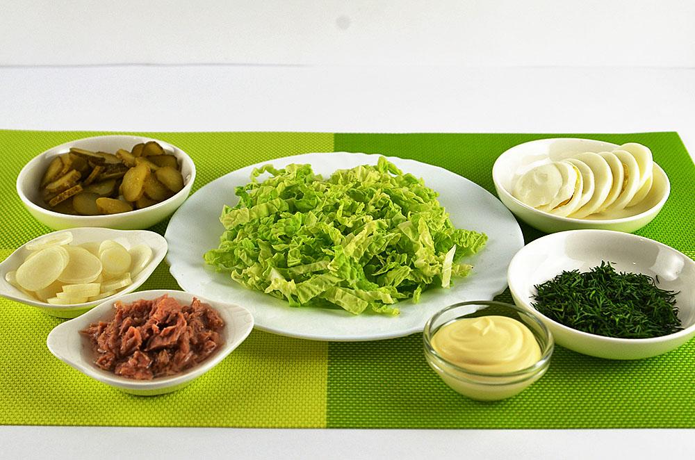 gemichter Salat Rezept