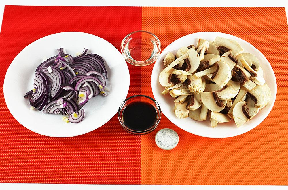 Salat Zutaten Rezept