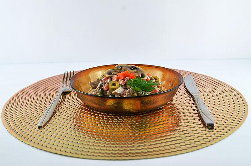 Salat Vesuv