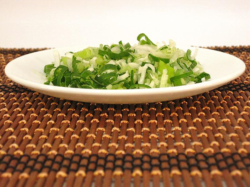 hetzhafter Salat