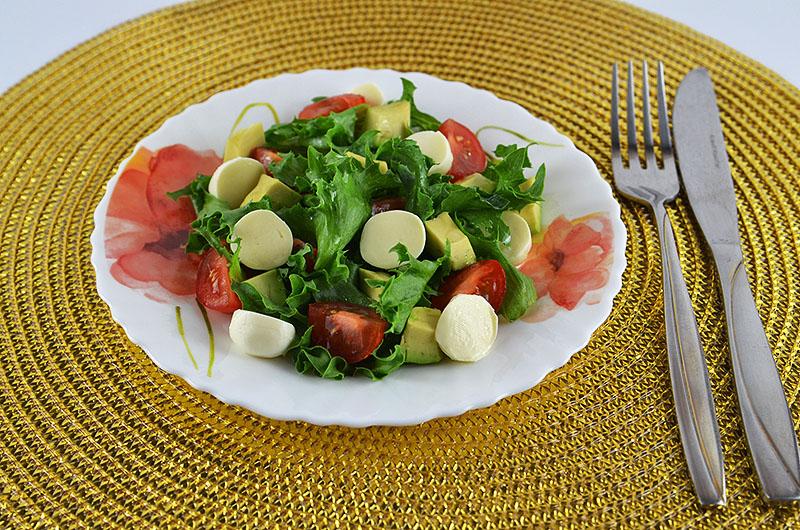 новий салат