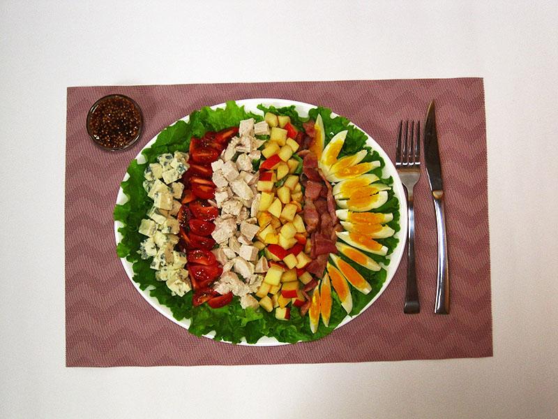 Salat Caesario